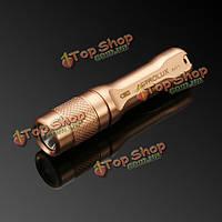 Astrolux A01 меди Nichia 219b 102lm ааа Mini водонепроницаемый брелок EDC LED фонарик
