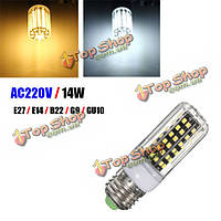 Светодиодная лампа кукуруза E27/e14 14Вт SMD 2835