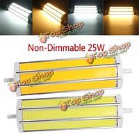 Нерегулируемых R7s 25w LED початок прожектор прожектор поверхностный лампочка 189mm 85-265V