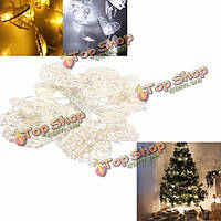 20 LED Love Heart String Light Happy Handmade Lamp Party Home Wedding Decor