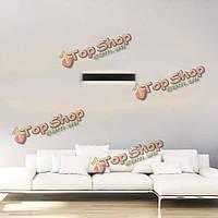 Современный 6w 24см длинная алюминиевая LED в помещении стены освещение для украшения дома