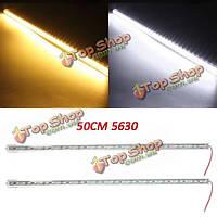 50см 9w DC12V LED жесткий свет прокладки 36 SMD 5630 Алюминиевый корпус сплава корпуса лампы бар