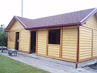 Будівництво дерев'яних каркасних будинків, фото 1