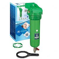 Бактериостатический корпус фильтра для холодной воды Aquafilter FHPR1-3V_R-AB
