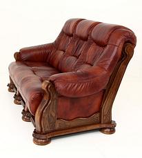 """Классический мягкий диван """"CEZAR"""" (212см), фото 3"""