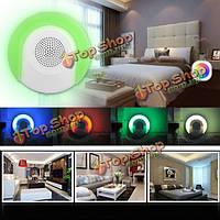 Интеллектуальные Bluetooth 4.0 спикер LED подключить ночник с контролем приложений