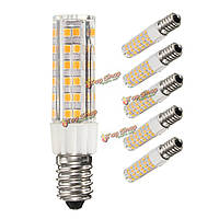 G9/E14 7W 76 SMD 2835 LED кукуруза лампочки для фар кухонной вытяжки chiммey плита холодильник 220В