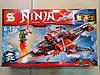 Конструктор Ninja Небесная Акула Аналог LEGO SY528