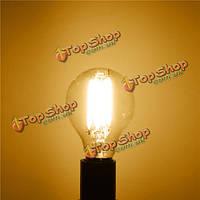 Старинные Эдисон ретро лампа накаливания E14 G45 4W початка 220В лампочки