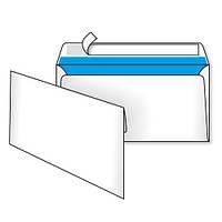 Конверт Е65 (0+1) самоклеящийся с силиконовой лентой