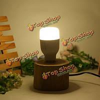 Старинные деревянные стол декоративный свет для украшения дома крепежа