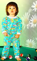 Демисезонные пижамы р.26-38