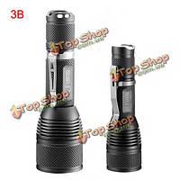 BLF x6-се v2 + x5 Cree XPL-привет 3b 1400lm EDC LED набор фонарик