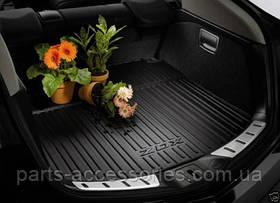 Acura ZDX 2010-2013 коврик в багажник резиновый новый оригинальный