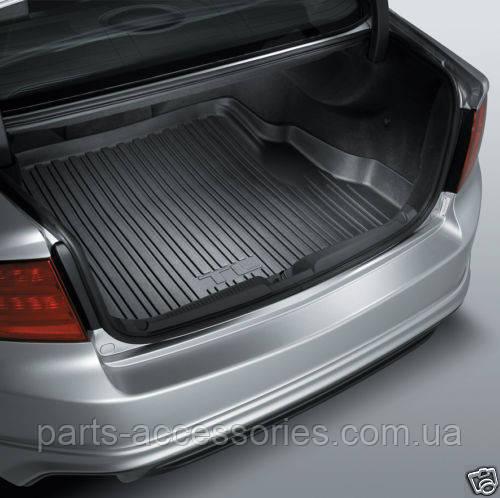 Коврик в багажник резиновый Acura TL 2004-2008 новый оригинальный