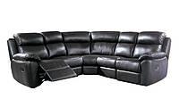 Мягкий угловой диван ALABAMA BIS (240см-240см)