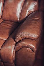 Угловой диван с реклайнером BOSTON, фото 3