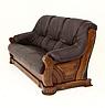 """Трехместный раскладной кожаный диван """"FRYDERYK"""" I, II (195см), фото 4"""
