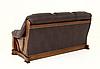 """Трехместный раскладной кожаный диван """"FRYDERYK"""" I, II (195см), фото 5"""