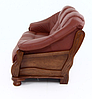 """Трехместный раскладной кожаный диван """"LORD"""" (210см), фото 4"""
