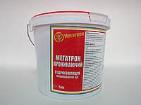 Мегатрон проникающий. Проникающая гидроизоляция для бетона, 5 кг