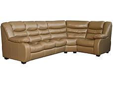 Угловой диван в коже Манхэттен, фото 3
