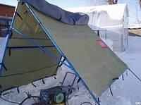 Палатка сварщика Трасса