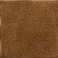 Cerrol плитка Cerrol Cortona Dekor 33,3x33,3 brown