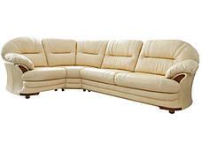 Шкіряний модульний диван Нью-Йорк (308*206см), фото 3
