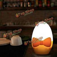 LED Датчик света милый золотое яйцо рождественскую ночь свет энергосберегающие лампы домашней спальни