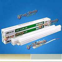 T5 LED люминесцентные лампы 4W 30см Clear белый/теплый белый свет пробки лампы переменного тока 220В