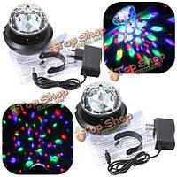 Многоцветные RGB LED Магические мяч этап эффект освещения клуба диско DJ Party огни