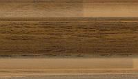 W 278 Афзелия темная - Dollken SLK 50 напольный плинтус пвх с гибкими краями