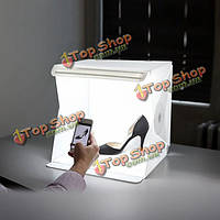 Профессиональные портативные мини-LED свет софтбокс для фотостудии