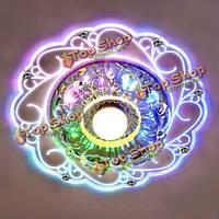 Современные 3w LED кристалл потолочные светильники для спальни гостиной домашнего декора