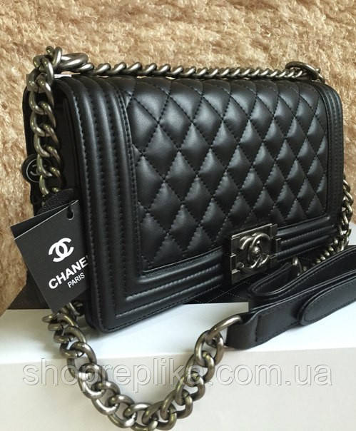 сумка Chloe реплика : Chanel le boy