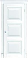 Двери межкомнатные деревянные белые Tesoro K4 ДГ