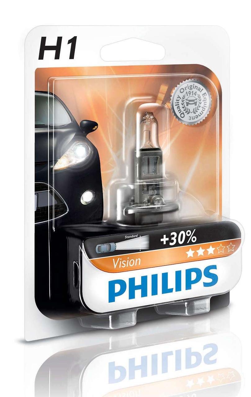 Philips Vision +30% H1  12258VI (1шт)