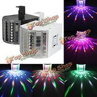 Этап DJ клуб дискотека освещения танцевальная вечеринка показать световой эффект LED RGB DMX512 6 Вт
