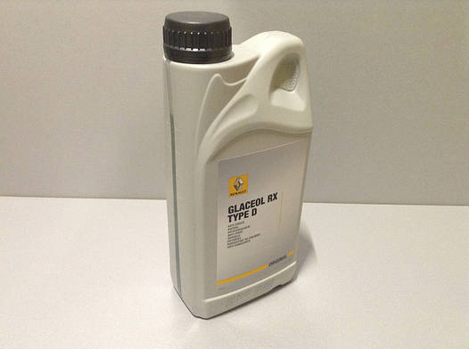 Антифриз  -70* (1 Liter ) - Renault (Оригинал) - 7711428132