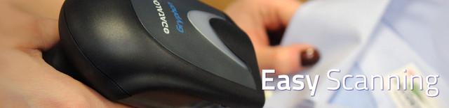 Сканеры штрих кода Datalogic