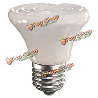 Лампа керамическая белая для террариума 25/50/75/100 Вт AC110V
