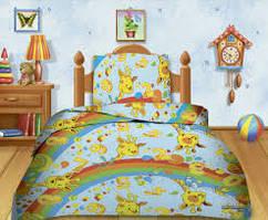 Детский постельный комплект Веселый счет ТМ Кошки-мышки