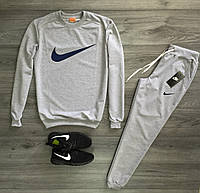Спортивный мужской костюм, серый, магазин одежды