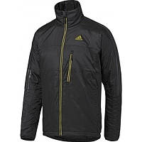 Мужская зимняя куртка Adidas PrimaLoft Без капюшона, Мужской, Adidas, L