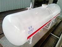 Газовая емкость для СУГ, газовый резервуар
