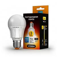 Лампа VIDEX A60 10W E27 4100K 220V