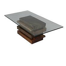 Стекло на журнальный столик из закаленного стекла под заказ