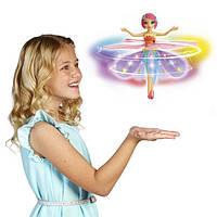 Летающая Фея «Радуга» со светящимися крыльями (Flutterbye Fairy Rainbow)