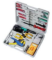 Набор радиотехнического инструмента в чемодане ZD-900